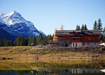 Restaurant Cuisine Alpin Hotel Montreux